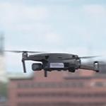 Livraison assurance vie par drone