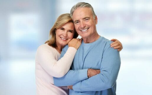A couple who want to get life insurance without exam quickly