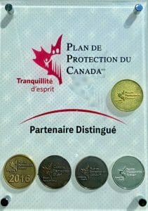 Assurance vie - Plan protection Canada